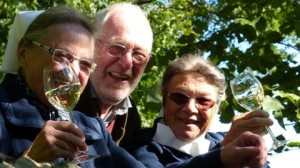 Wein & Gesang am Leitenweg 2013